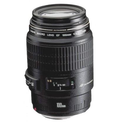Canon objektiv EF 100 F/2,8 Makro USM