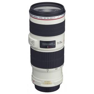 Canon objektiv EF 70-200 mm F/4 L IS USM + Lenspen