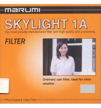 Marumi Skylight 1A filter, 55 mm