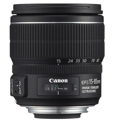 Canon objektiv EF-S 15-85 mm f/3.5-5.6 IS USM