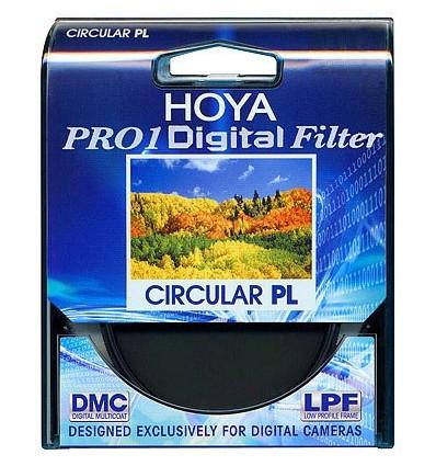 Hoya polarizacijski filter 62mm PRO1D PL-CIR