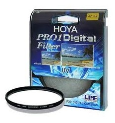 Hoya filter 62mm PRO1D UV