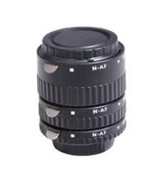 Micnova makro obročki, za Nikon