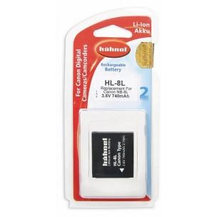 Hahnel Li-Ion baterija Canon NB-8L (HL-8L)