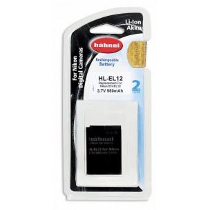 Hahnel Li-Ion baterija Nikon EN-EL12 (HL-EL12)