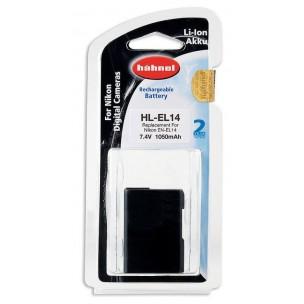 Hahnel Li-Ion baterija Nikon EN-EL14a (HL-EL14a)