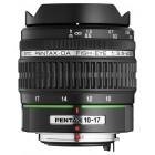 Pentax objektiv smc DA 10-17 mm f/3,5-4,5 ED (IF)
