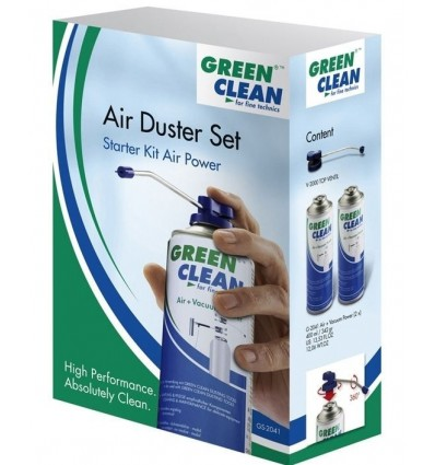 Green Clean Air Duster Power Kit