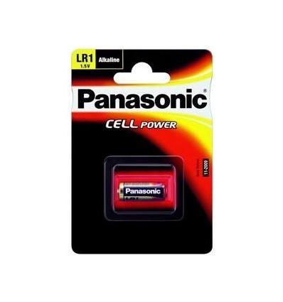 Panasonic alkalna baterija LR1