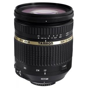 Tamron SP AF 17-50 mm F/2,8 Di II VC (Canon)