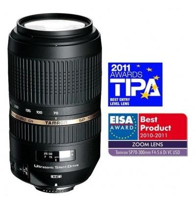 Tamron SP 70-300 mm F4-5,6 VC USD, Nikon