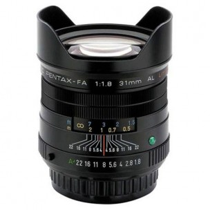Pentax objektiv smc FA 31 mm f/1,8 AL Limited