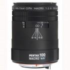 Pentax objektiv smc DA 100 mm f/2,8 WR makro