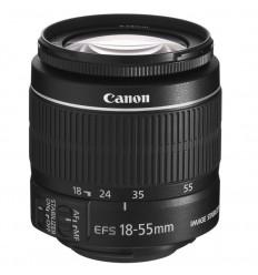 Canon objektiv EF-S 18-55 mm F/3.5-5.6 IS