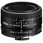 Nikon objektiv 50 mm F/1,8 D