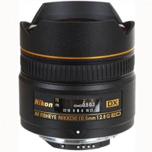 Nikon objektiv AF DX 10,5 mm f/2,8 G Fish-Eye