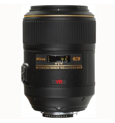 Nikon objektiv AF-S VR 105 mm f/2,8 G IF ED