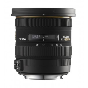Sigma 10-20 F/3,5 EX DC HSM (Nikon)