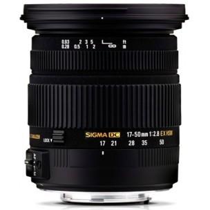 Sigma 17-50 mm F/2,8 EX DC OS HSM (Nikon)