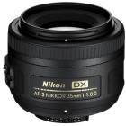 Nikon objektiv AF-S 35 mm/1,8 G