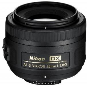 Nikon objektiv 35 mm AF-S F/1,8 G