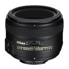 Nikon objektiv AF-S 50 mm F/1,4 G