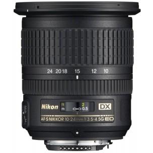 Nikon objektiv AF-S DX 10-24 mm f/3.5-4.5G ED