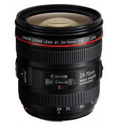 Canon objektiv EF 24-70 f/4L IS USM