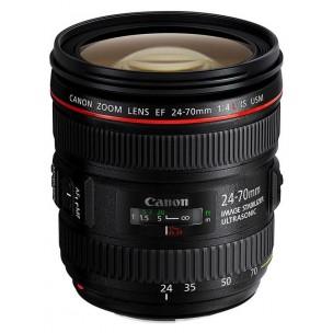 Canon objektiv EF 24-70 F/4 L IS USM + Lenspen