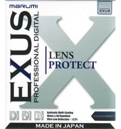 Marumi EXUS zaščitni filter, 52 mm