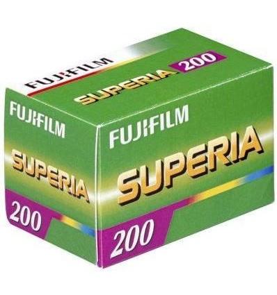 Film Fuji 200/36