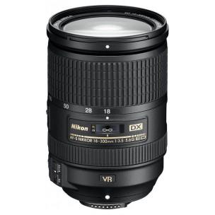 Nikon objektiv AF-S DX 18-300 f/3,5–5,6 G ED VR