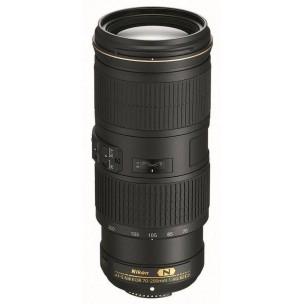 Nikon objektiv AF-S 70–200 mm f/4G ED VR