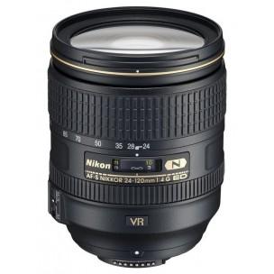 Nikon AF-S 24-120 mm f/4G ED VR