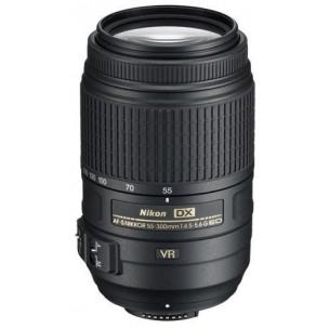 Nikon objektiv AF-S DX 55-300 mm f/4,5-5,6G ED VR