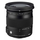 Sigma 17-70/2,8-4 DC Makro OS HSM, Nikon