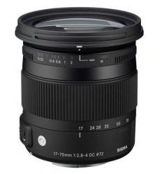 Sigma 17-70/2,8-4 DC Makro OS HSM (Nikon)