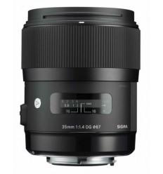 Sigma 35 F/1,4 DG HSM, Nikon