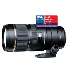 Tamron SP 70-200 mm F/2,8 VC USD, Canon