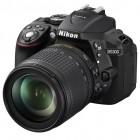 Nikon D5300 + 18-105 VR (KIT)