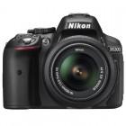 Nikon D5300 + 18-55 VR (KIT)