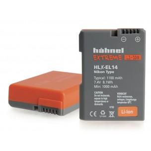 Hahnel Li-Ion baterija Nikon EN-EL14 Extreme (HLX-EL14)