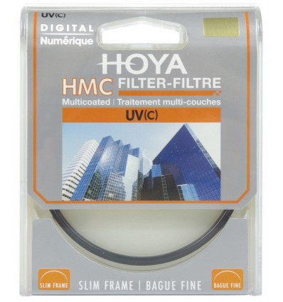 Hoya filter 52mm HMC UV