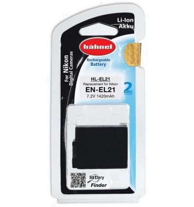 Hahnel Li-Ion baterija Nikon EN-EL21 (HL-EL21)