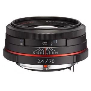 Pentax objektiv HD DA 70/2,4 Limited