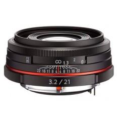 Pentax objektiv HD DA 21/3,2 Limited