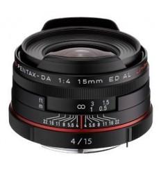 Pentax objektiv HD DA 15/4 Limited