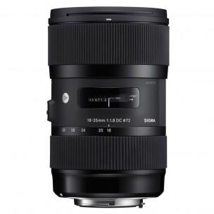 Sigma 18-35 f/1.8 DC HSM Art (Nikon)