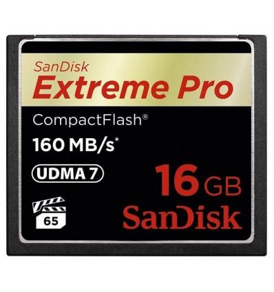 Sandisk CF 16 GB Extreme PRO (160MB/s)