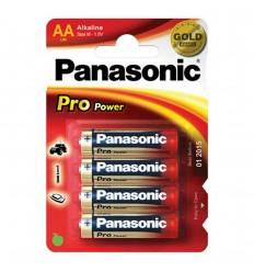 Panasonic baterije AA (4 kosi)